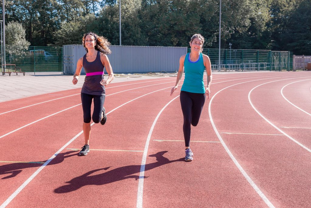 Using interval and tempo training will make you a faster runner
