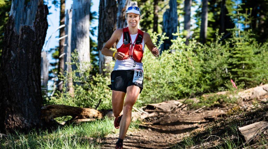 Inspiring trail runner, Beth Pascall