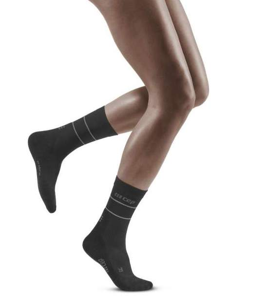 CEP reflective running socks