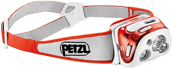 Petzl Reactik headlight