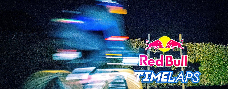 red bull timelaps