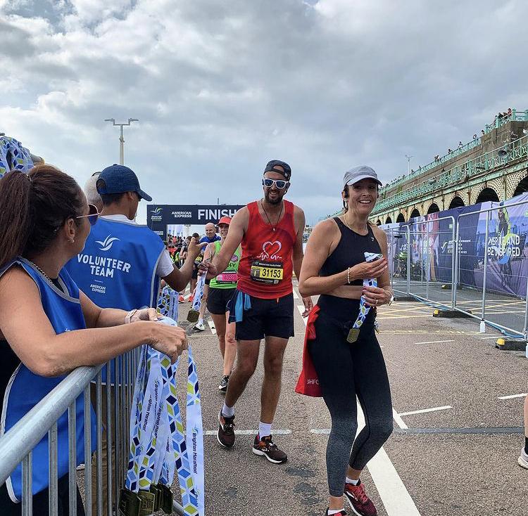 Photo credit Brighton Marathon Weekend